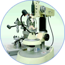 Manual Dental Milling Machine